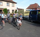 Eder Radweg Kurzradreisen