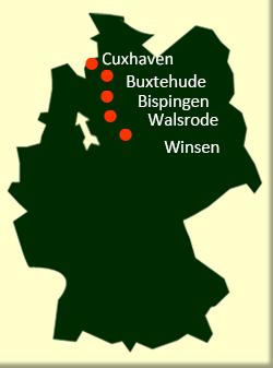 Alte Land Elbe Radweg