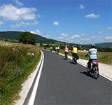 Bahntrasse hessen Kurzradreisen