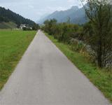 Inn Radweg