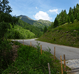 Radreise Tauernradweg
