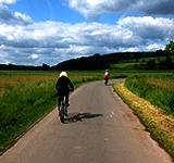 Fünf-Flüsse Tour Radreise