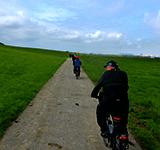 Weser Radreise